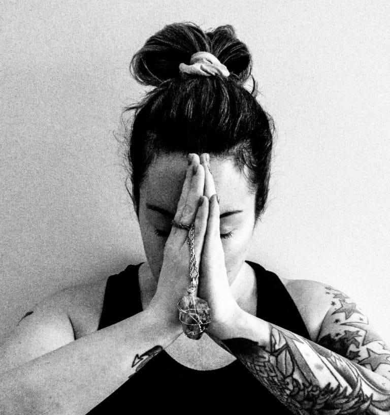 Kate Lewis Amethyst Yoga